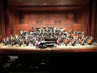 CCM Ravel Concerto Competition Winner: Narae Lee