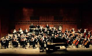 CCM Rachmaninoff 3rd Concerto Winner: Patrick Lechner! Runner-up Narae Lee!