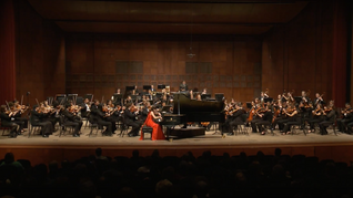 CCM Liszt Concerto Competition Winner: Hanqing Chang
