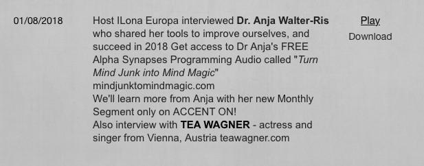 Interview with LA Talk Radio