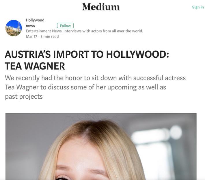 Interview with Medium.com