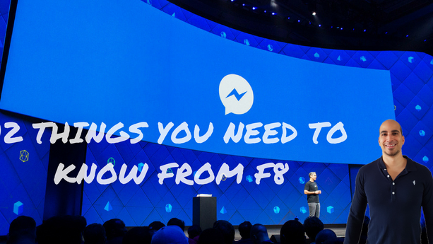12 Things You Need To Know From Facebook's F8 Conference