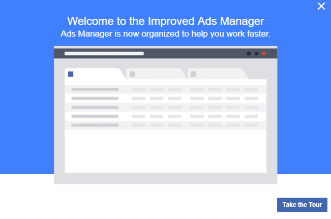 welcome-to-new-ads-manager-facebook