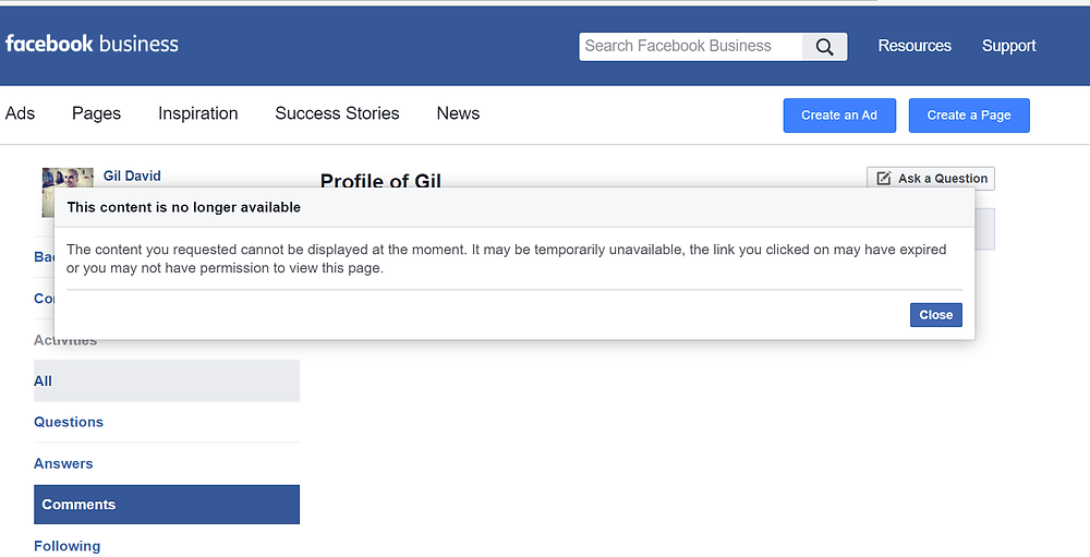 facebook-business-not-available