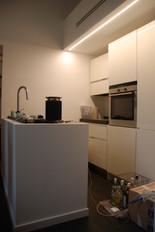 Kitchen area (photo)