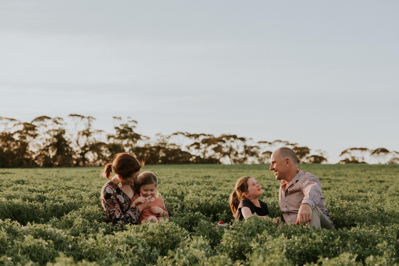 Our lentils - September