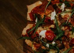 Lentil Flour Pizza base