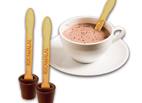 Trío de submarino de chocolate