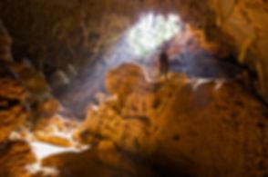 Explorador da caverna