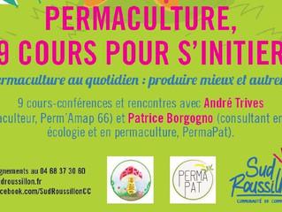 Cycle de 9 Conférences / Cours avec la communauté de communes Sud Roussillon