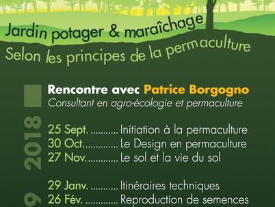 Conférences-Cours à L'atelier de l'entonnoir à Prades !