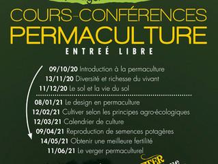 Nouveau cycle de 9 cours-conférences à El Paseo à Peyrestortes !