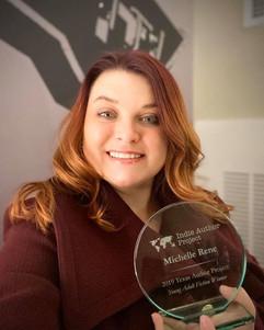 Award Ceremony in Austin