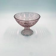 Blush Glass Bowl