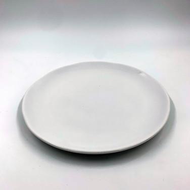 White Ceramic Platter