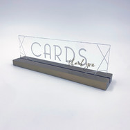 Cards -Thank You