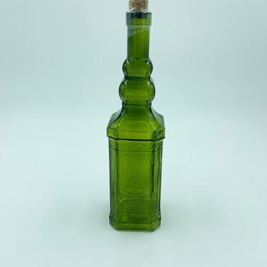 Tall Green Bottle