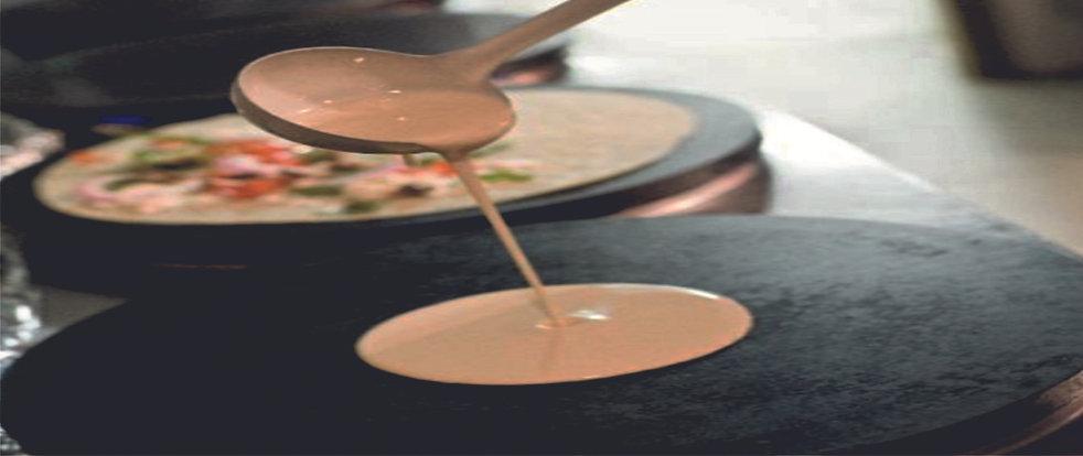crepe pancake cooking workshop in London