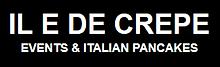 logo iledecrepe pancake catering enterta
