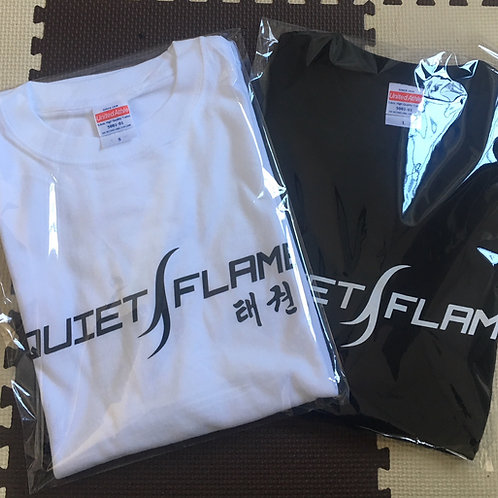 Quiet Flame Dry-fit T-shirts