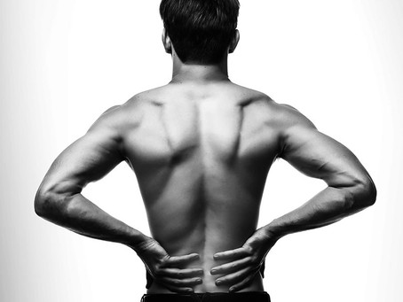 5 things that could be aggravating your back right now; and what you can do about it.