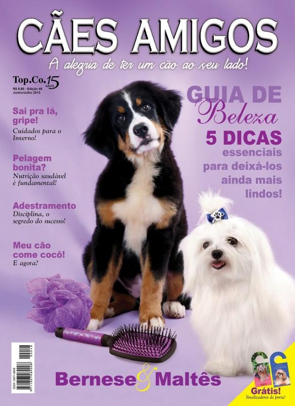 Revista Cães Amigos
