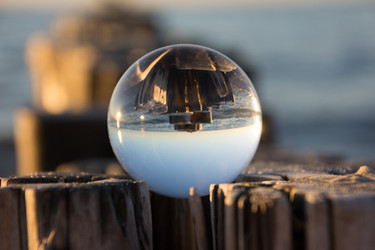 Der Blick in die Glaskugel
