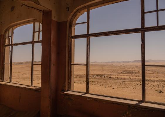 Ein Blick in die Wüste