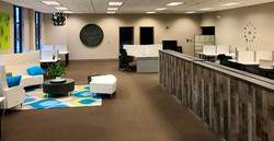 Exciting shared spaces