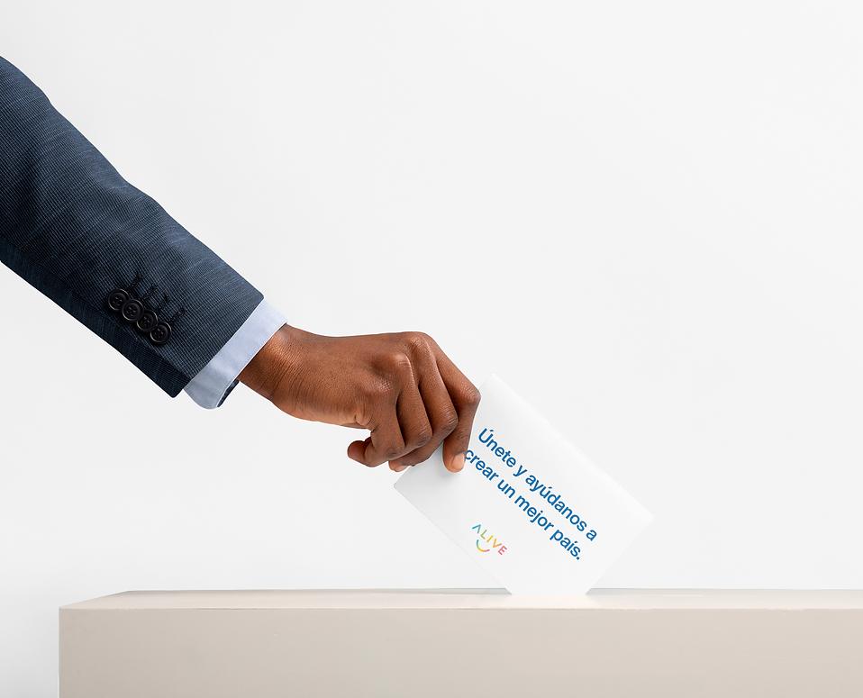 mockup-of-a-man-placing-a-folded-flyer-i