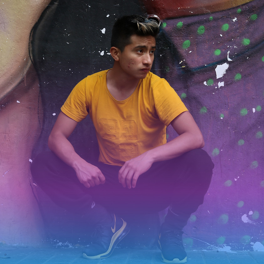 Clase de Hip Hop con Luis Manuel Monge