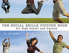 Book cover for The Social Skills Picture Book for High School and Beyond