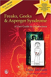Book cover for Freaks, Geeks and Asperger Syndrome