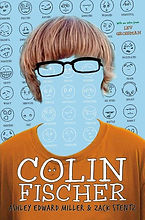 Book cover for book Colin Fischer.
