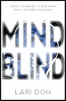 Book cover with Mind Blind written on it.