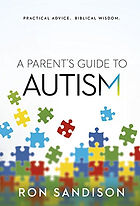 Book cover for A Parent's Guide to Autism by Ron Sandison