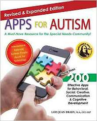 Book cover for Apps for Autism