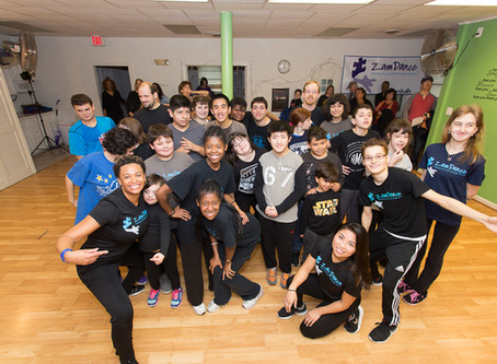 ZamDance! Defying Diagnosis Through Dance