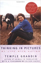 Book cover for Thinking in Pictures: My Life with Autism by Dr. Temple Grandin