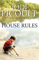 Book cover for House Rules.