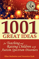 Book cover for 1001 Great Ideas for Teaching and Raising Children with Autism or Asperger's