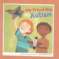 A book cover showing two young boys with toy airplanes.