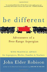 Book cover for Be Different