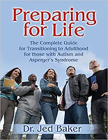 Book cover for Preparing for Life by Jed Baker