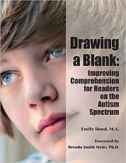 Book cover for Drawing a Blank