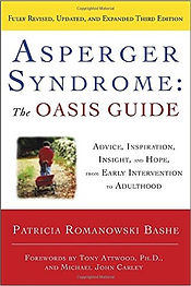 Book cover for Asperger Syndrome: The Oasis Guide