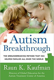 Book cover for Autism Breakthrough: The Groundbreaking Method that has Helped Families All Over the World