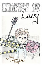 Book cover for Happy As Larry