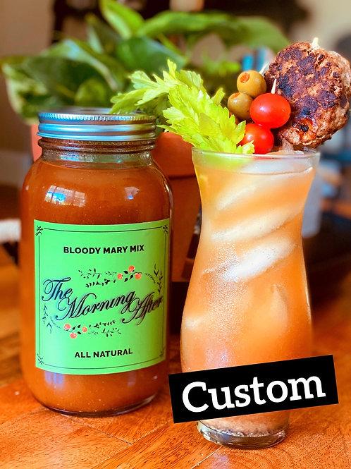 Custom Bloody Mary Mix