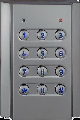 VST43 Standalone Keypad